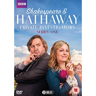 Shakespeare & Hathaway: Private Investigators - Sesong 1 (UK-import) (DVD)