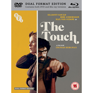 The Touch (UK-import) (Blu-ray + DVD)