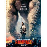 Rampage (4K Ultra HD + Blu-ray)