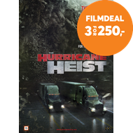 Produktbilde for The Hurricane Heist (DVD)