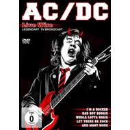 AC/DC - Live Wire: TV Broadcasts 1976-1979 (DVD)