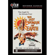 The Last Woman On Earth (DVD)