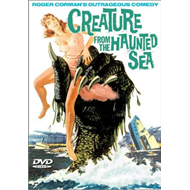 Creature From The Haunted Sea (DVD)