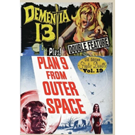 Dementia 13 / Plan 9 From Outer Space (DVD - SONE 1)
