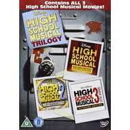 High School Musical 1-3 (UK-import) (DVD)