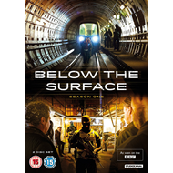 Produktbilde for Below The Surface - Sesong 1 (UK-import) (DVD)