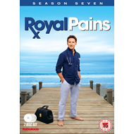 Royal Pains - Sesong 7 (UK-import) (DVD)