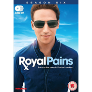 Royal Pains - Sesong 6 (UK-import) (DVD)
