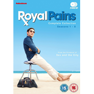 Royal Pains - The Complete Collection (UK-import) (DVD)
