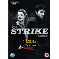 Strike - Sesong 1-3 (UK-import) (DVD)
