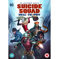 Suicide Squad: Hell To Pay (UK-import) (DVD)