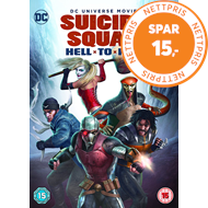 Produktbilde for Suicide Squad: Hell To Pay (UK-import) (DVD)