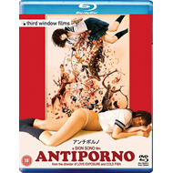 Antiporno (UK-import) (Blu-ray + DVD)