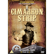 Cimarron Strip: The Complete Series (UK-import) (DVD)