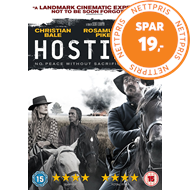 Produktbilde for Hostiles (UK-import) (DVD)