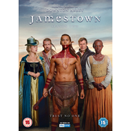 Jamestown - Sesong 2 (UK-import) (DVD)