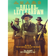 The Ballad Of Lefty Brown (UK-import) (DVD)