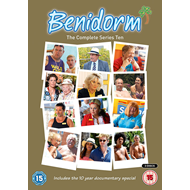 Benidorm - Sesong 10 (UK-import) (DVD)