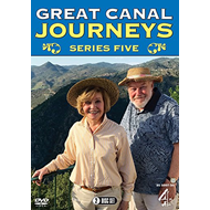 Great Canal Journeys - Sesong 5 (UK-import) (DVD)