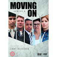 Moving On - Series 8 (UK-import) (DVD)