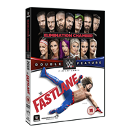 WWE: Elimination Chamber 2018/Fastlane 2018 (UK-import) (DVD)