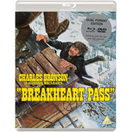 Breakheart Pass (UK-import) (Blu-ray + DVD)