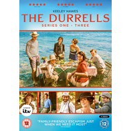The Durrells - Sesong 1-3 (UK-import) (DVD)