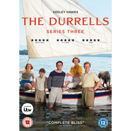 The Durrells - Sesong 3 (UK-import) (DVD)