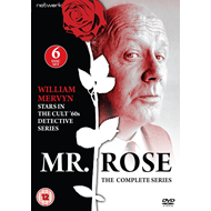 Produktbilde for Mr Rose - The Complete Series (UK-import) (DVD)