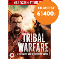 Produktbilde for Tribal Warfare (UK-import) (DVD)