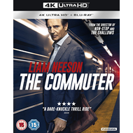 The Commuter (UK-import) (4K Ultra HD + Blu-ray)