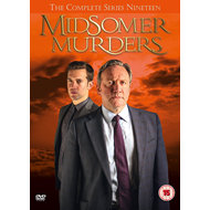 Midsomer Murders - Sesong 19 (UK-import) (DVD)