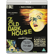 The Old Dark House - The Masters Of Cinema (UK-import) (Blu-ray + DVD)