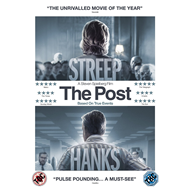Produktbilde for The Post (UK-import) (DVD)