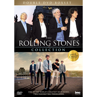Produktbilde for The Rolling Stones Collection (UK-import) (DVD)