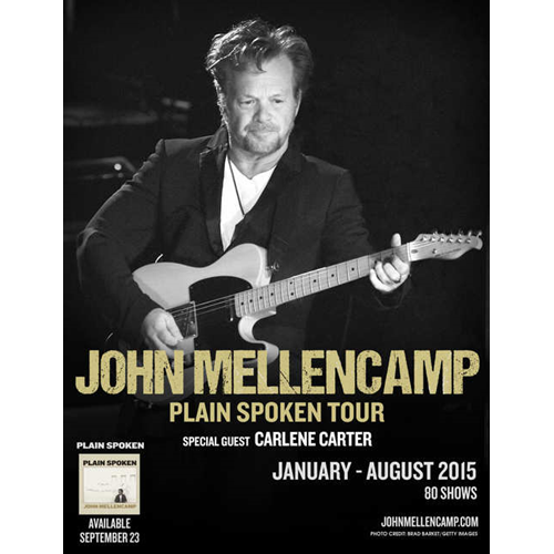 John Mellencamp - Plain Spoken Tour (Blu-ray + CD)