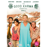 The Good Karma Hospital - Sesong 2 (UK-import) (DVD)