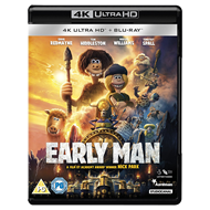 Early Man (UK-import) (4K Ultra HD + Blu-ray)