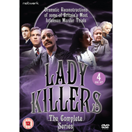 Produktbilde for Lady Killers: The Complete Series (UK-import) (DVD)