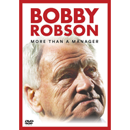 Produktbilde for Bobby Robson - More Than A Manager (UK-import) (DVD)
