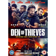 Produktbilde for Den Of Thieves (UK-import) (DVD)
