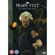 Marvel's Iron Fist: The Complete First Season (UK-import) (DVD)