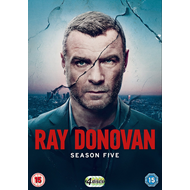 Ray Donovan - Sesong 5 (UK-import) (DVD)