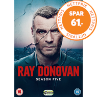 Produktbilde for Ray Donovan - Sesong 5 (UK-import) (DVD)