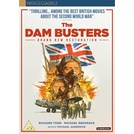Produktbilde for The Dam Busters (UK-import) (DVD)