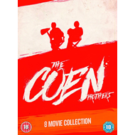 The Coen Brothers: 8-Movie Collection (UK-import) (DVD)