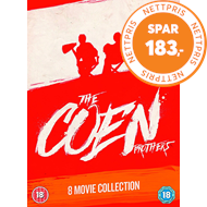 Produktbilde for The Coen Brothers: 8-Movie Collection (UK-import) (DVD)