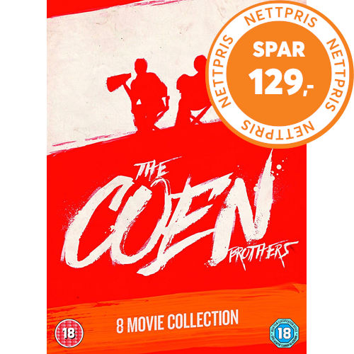 The Coen Brothers 8 Movie Collection Uk Import Dvd
