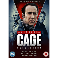 The Nicolas Cage Collection (UK-import) (DVD)
