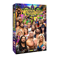 WWE: Wrestlemania 34 (UK-import) (DVD)